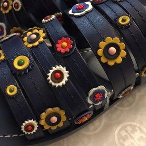 9589d111f95 Tory Burch Shoes - Tory Burch Marguerite Flat Sandals - 8.5M